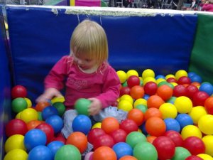 Child's Play Epping, ball pit