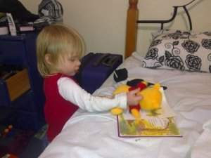 Reading Pooh to Pooh