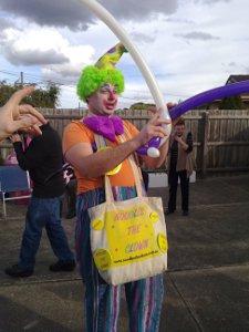 Noodles the Clown