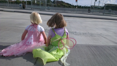 Two little fairies