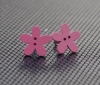 earrings pink 1